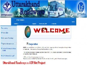 Uttarakhand-Roadways-a-ASP-Net-Project