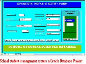 student-management-a-Oracle-Database-Project