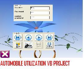 AUTOMOBILE-UTILIZATION-VISUAL-BASIC-PROJECT