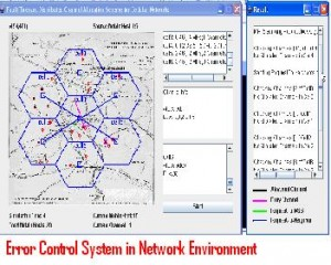 Error-Control-System-in-Network-Environment