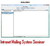 Intranet-Mailing-System-Seminar