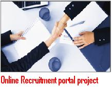 Online-Recruitment-portal-project-report
