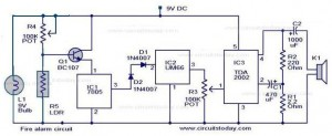Simple-Fire-Alarm-projects