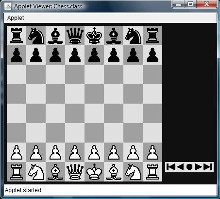 Test Cases for Chess Game