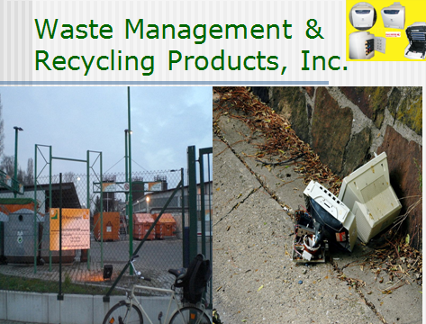 Waste Management & Recycling Products