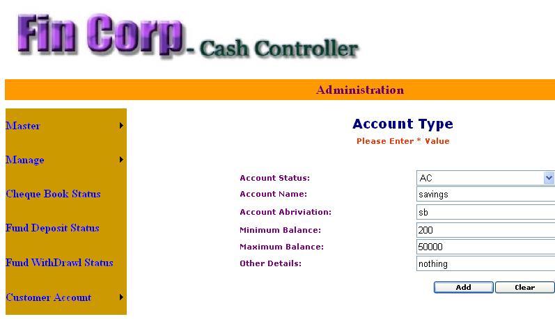 Book Bank Management System