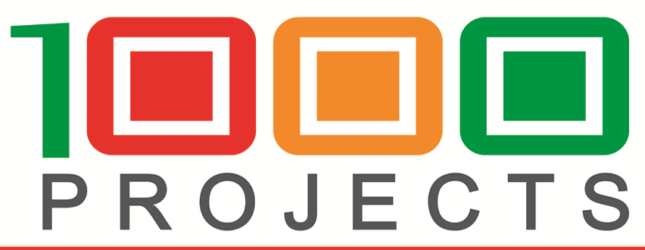 1000 Projects