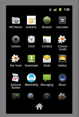 Auto SMS Android Project