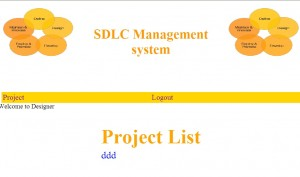 SDLC Management System Project in Java