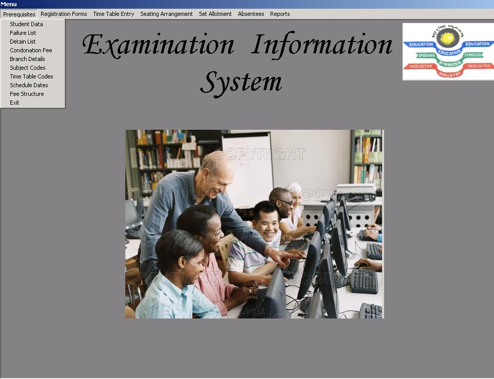 Examination Information System