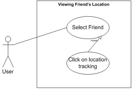 Friend Tracker - View Friend's Location