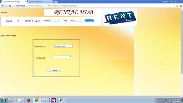 Online rental hub_14