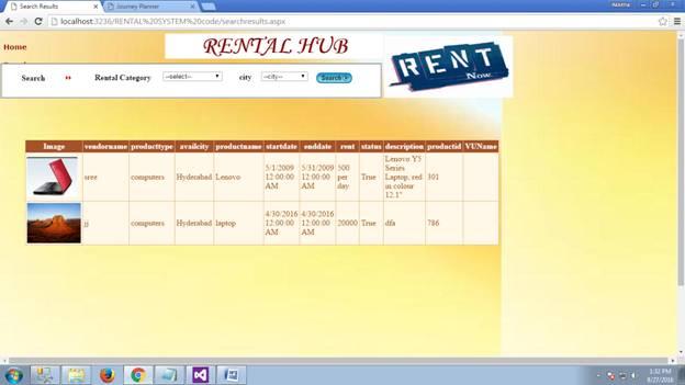 Online rental hub_16
