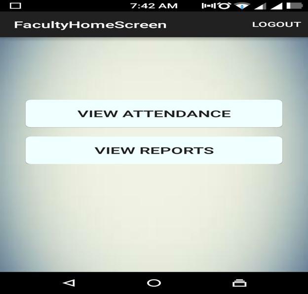 Mobile or Tablet Attendance System 09