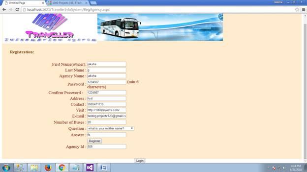 Traveler Information System 04