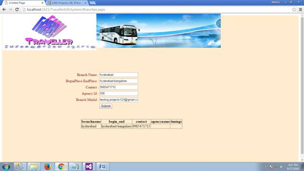 Traveler Information System 10