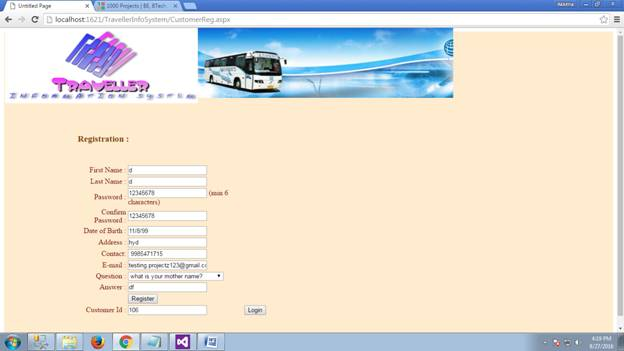 Traveler Information System 12