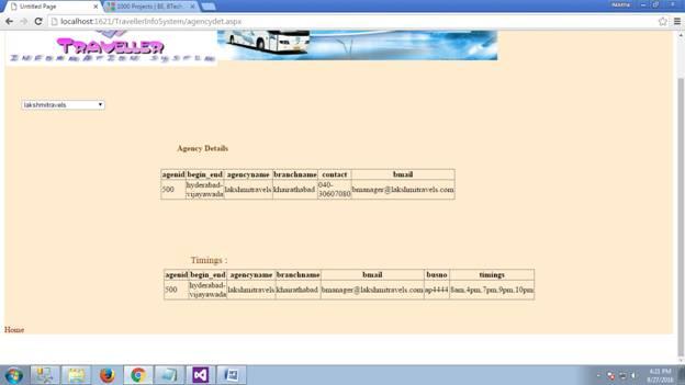 Traveler Information System 15