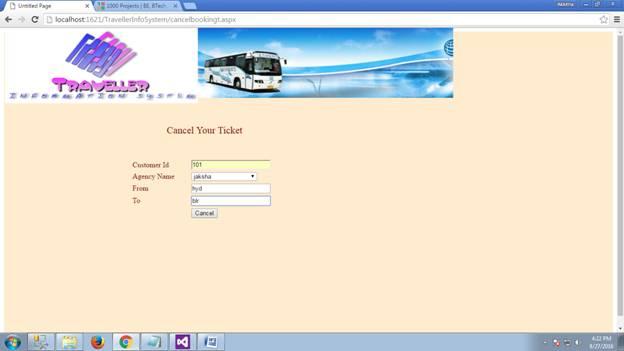 Traveler Information System 17