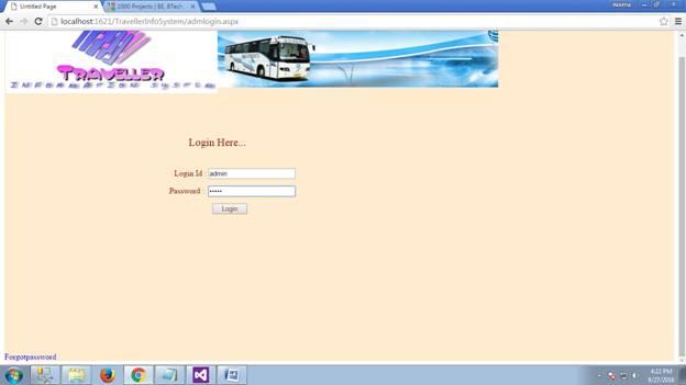 Traveler Information System 18