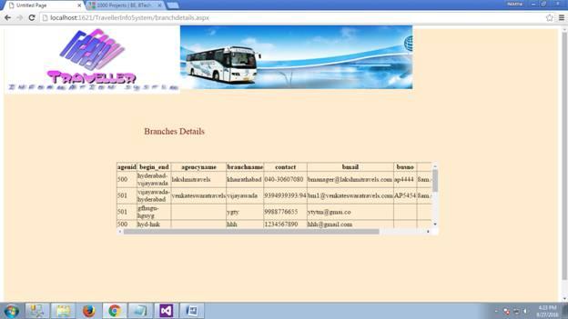 Traveler Information System 19