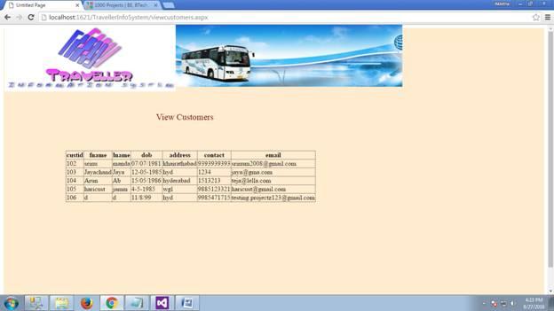 Traveler Information System 20