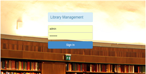 Library Management System  Net Project Code & Report - 1000 Projects