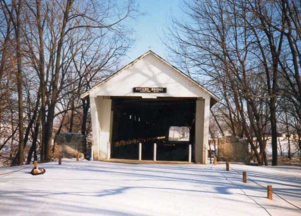 19880305 - Noblesville, IN, Potter's Bridge, March 5, 1988