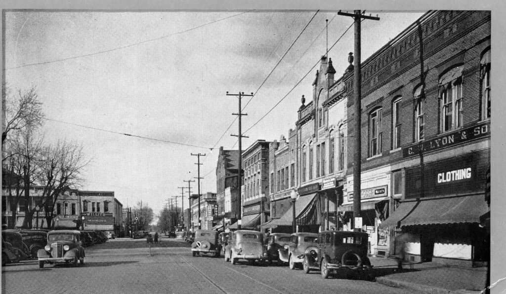 9th Street Looking North, Noblesville, IND (4)