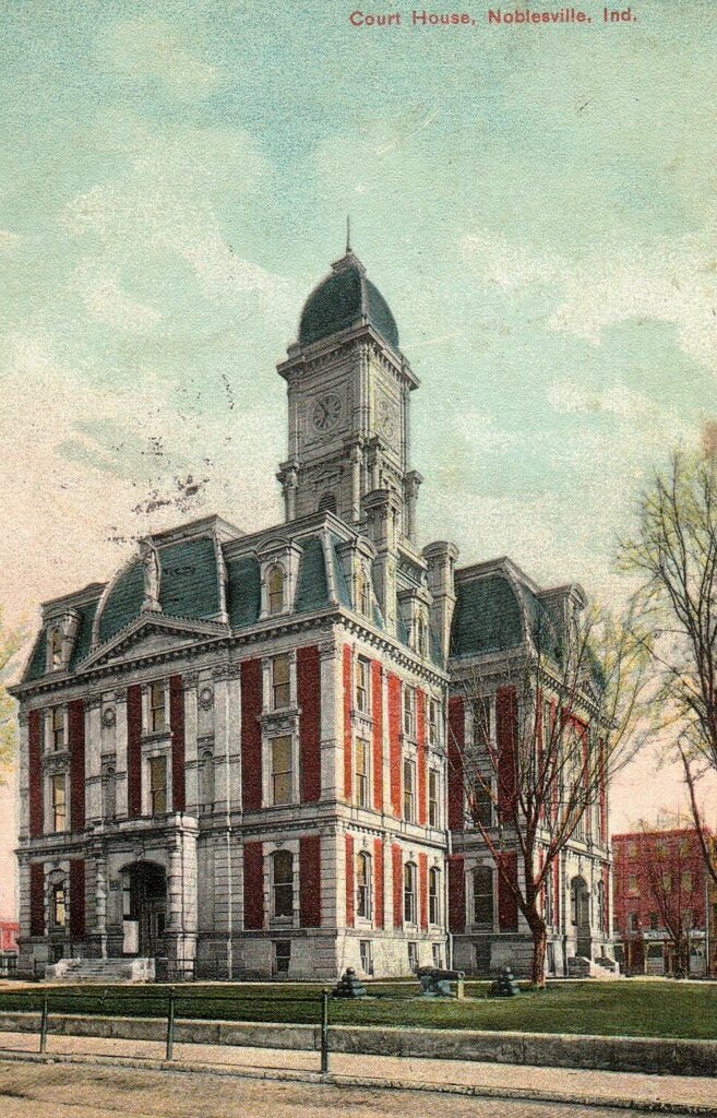 Court House, Noblesville, IND (1909)