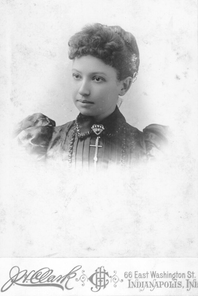 Martha (Mattie) Jane Murphy, sister to John E. Sutton