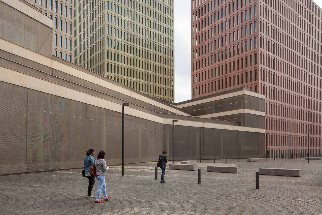 Ciutat de la Justicia L'Hospitalet - David Chipperfield + b720 Fermín Vázquez - Manolo Espaliú - Fotografía de Arquitectura