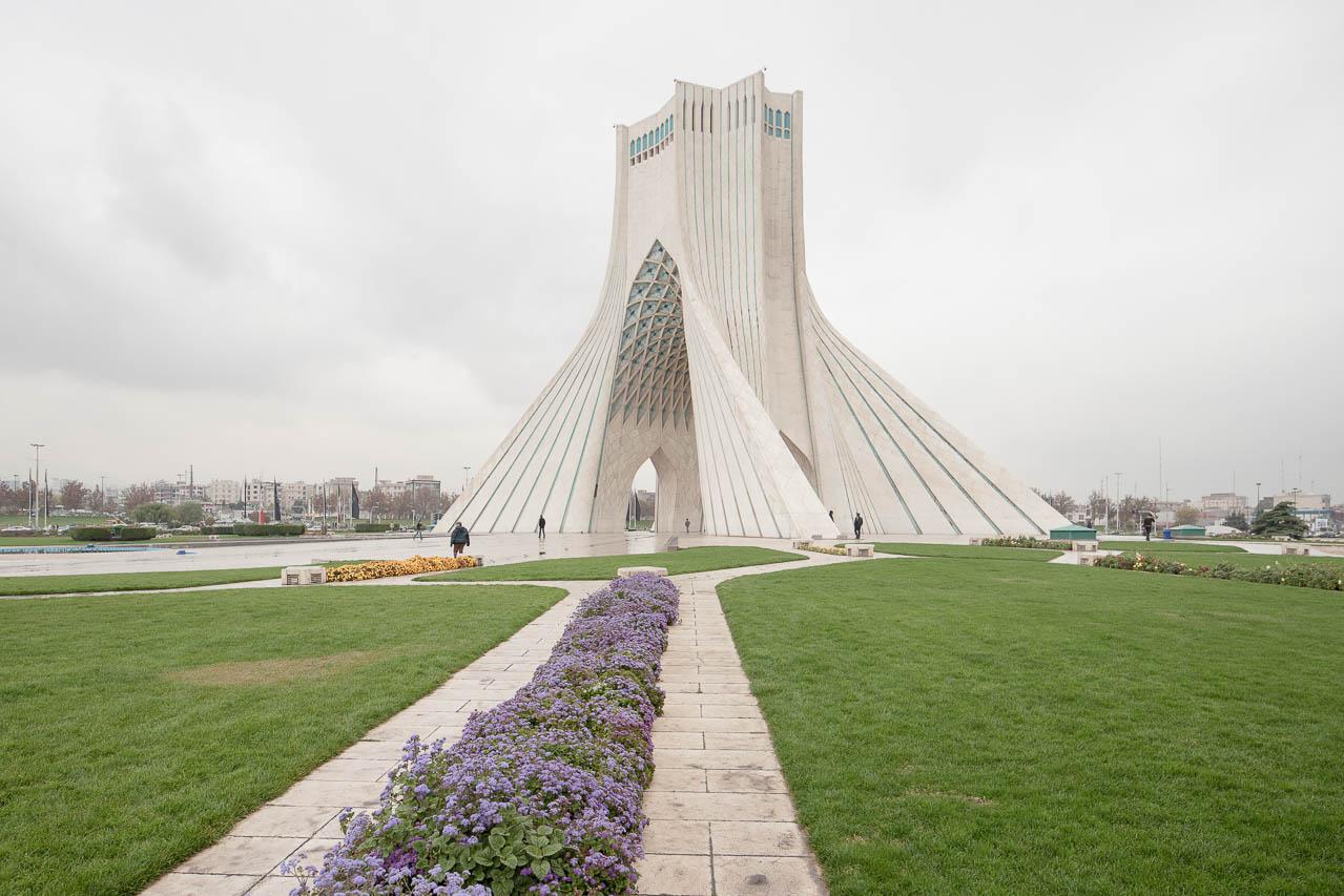 Azadi Tower, Tehran | Hossein Amanat - Manolo Espaliú - Fotografía de Arquitectura