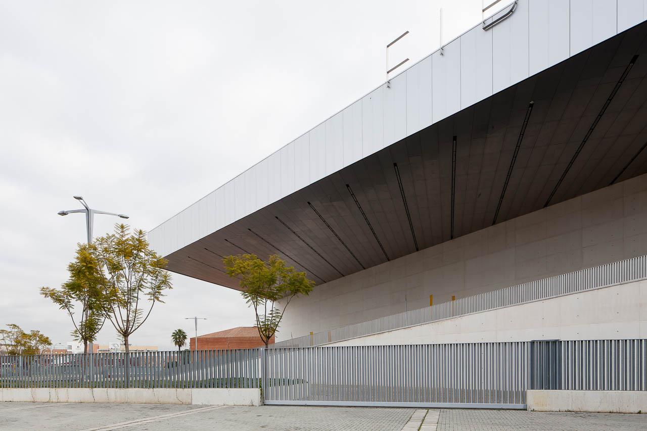 Palacio de Congresos FIBES Sevilla - Vazquez Consuegra - Manolo Espaliú - Fotografía de Arquitectura