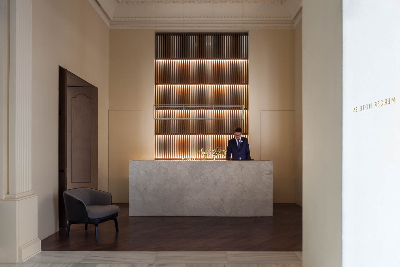 Hotel Mercer - Sevilla   Cruz y Ortíz Arquitectos