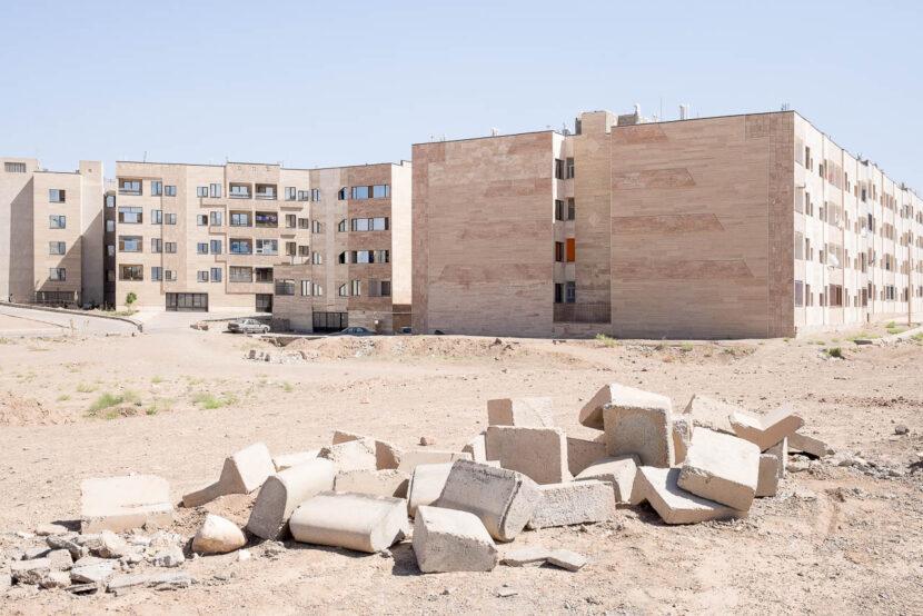 Maskan-e Mehr Birjand, Iran - Manolo Espaliú - Fotografía de Arquitectura