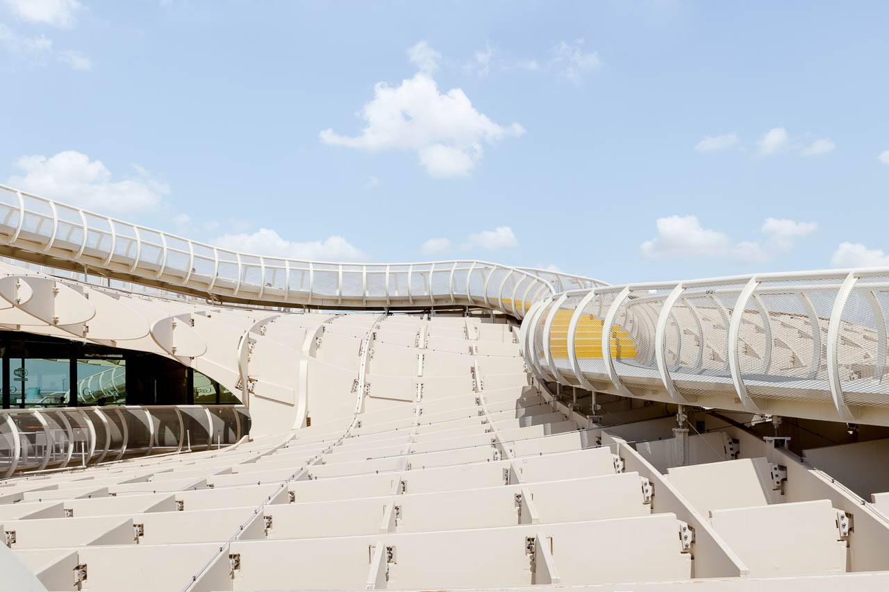 Metropol Parasol Sevilla   Jürgen Mayer H. - Manolo Espaliú - Fotografía de Arquitectura