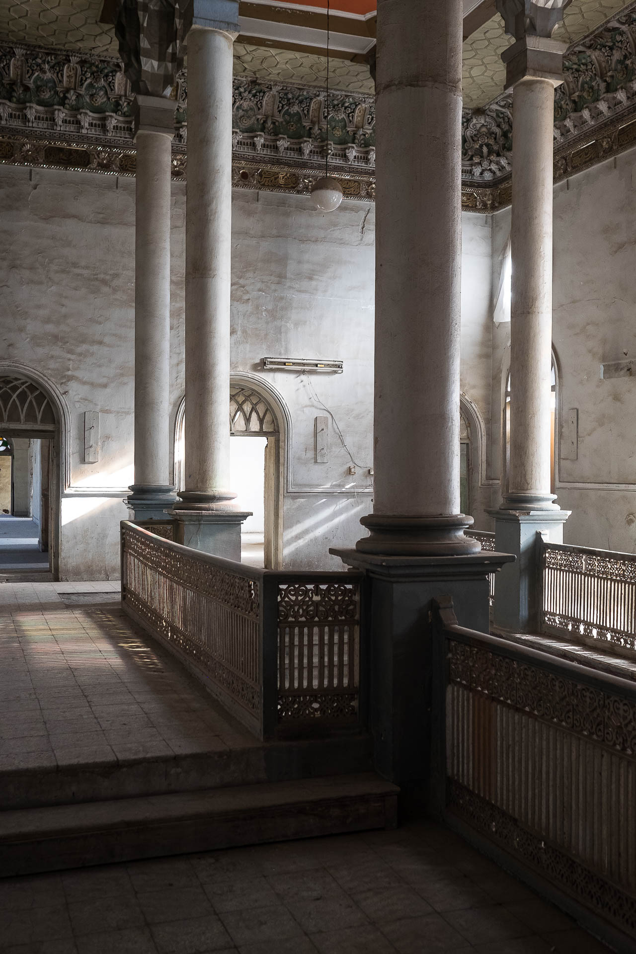 Palacio Masoudieh - Teherán - Manolo Espaliú - Fotografía de Arquitectura
