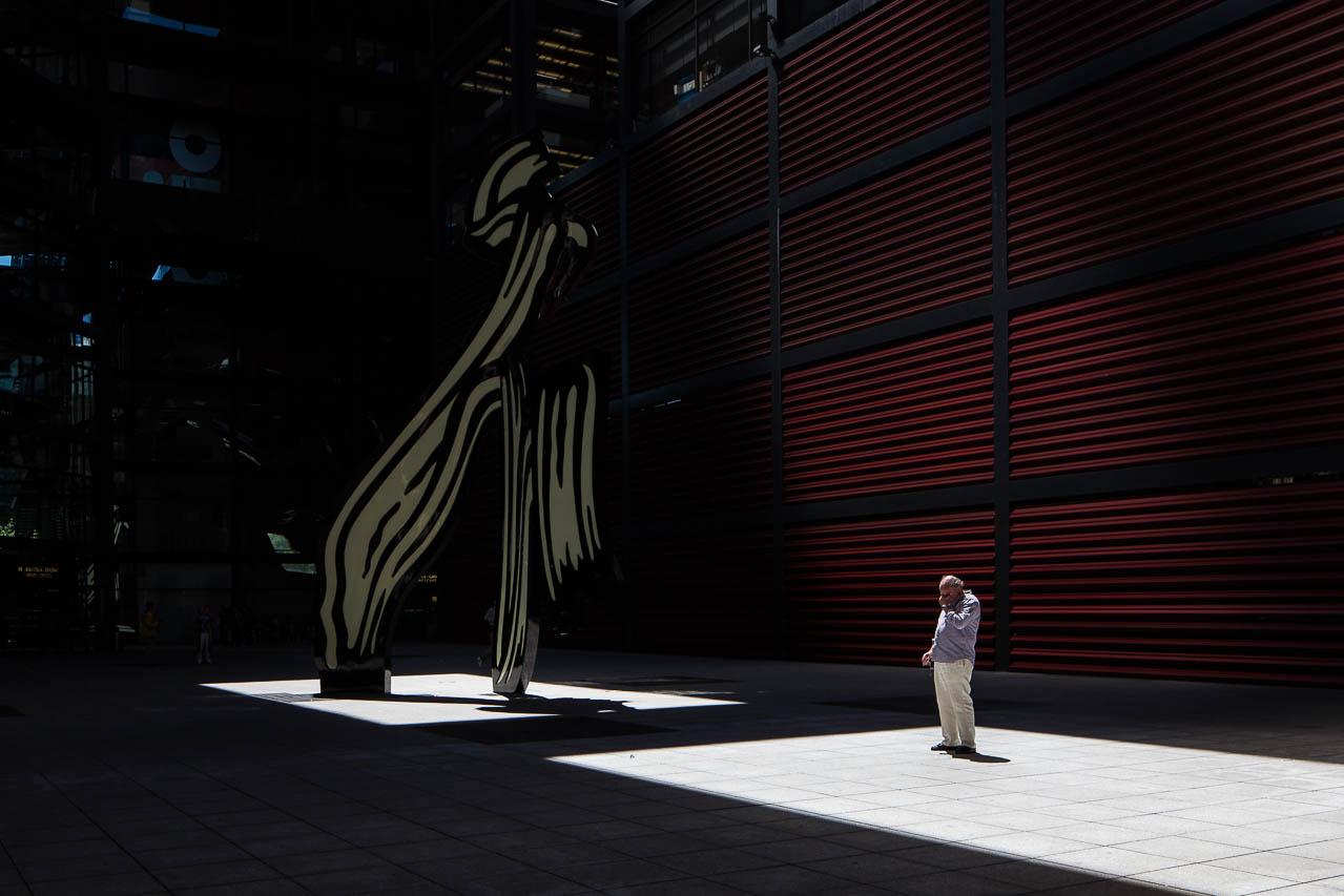 Patio MNCARS - Ateliers Jean Nouvel  - Manolo Espaliú - Fotografía de Arquitectura