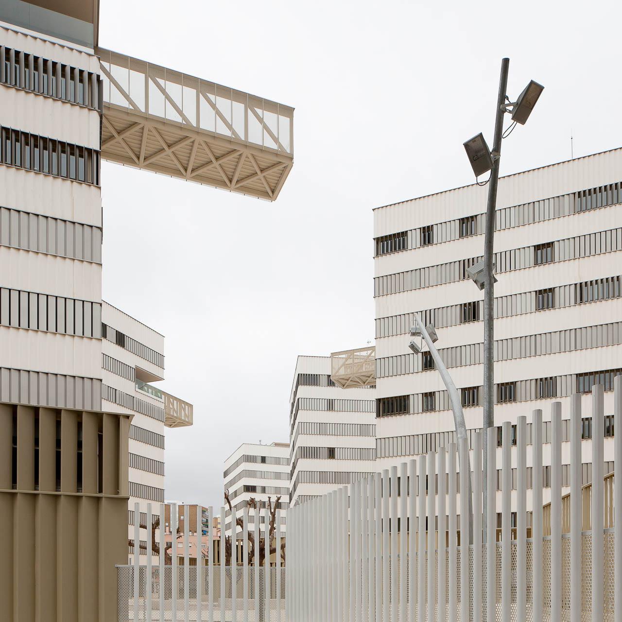 Viviendas El Porvenir. Sevilla |De La Puerta + Campo Arquitectos Asociados - Manolo Espaliú - Fotografía de Arquitectura