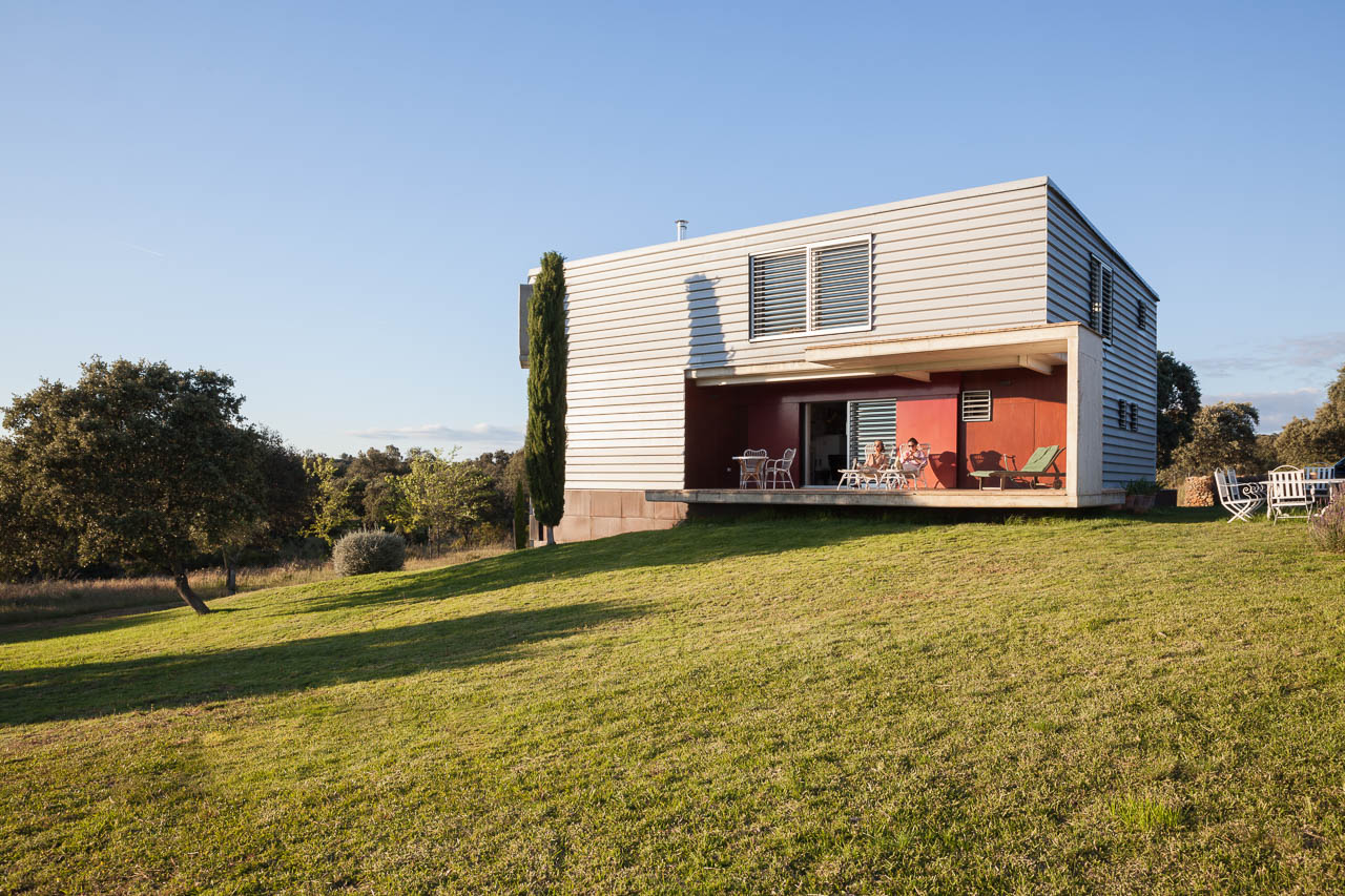 Casa La Chapa - Lino Álvarez - Manolo Espaliú - Fotografía de Arquitectura
