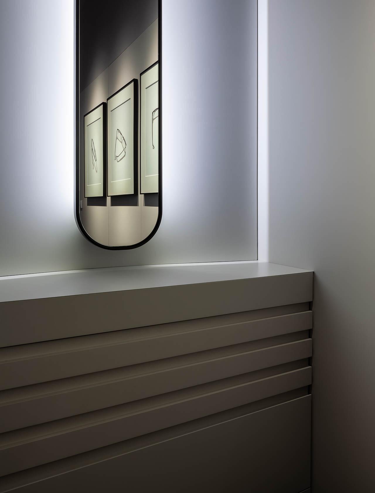 Óptica Cervantes - Sevilla     Giordano Baly Arquitecto - Manolo Espaliú - Fotografía de Arquitectura