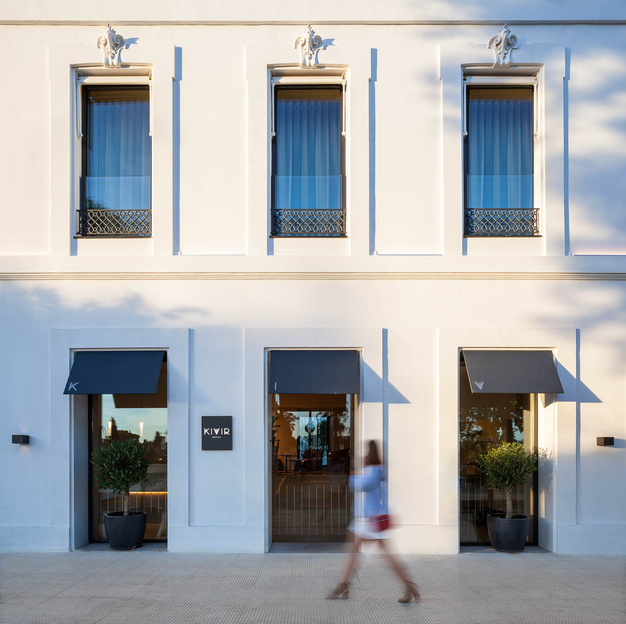Hotel Kivir Sevilla – Cruz y Ortiz Arquitectos - Manolo Espaliú - Fotografía de Arquitectura