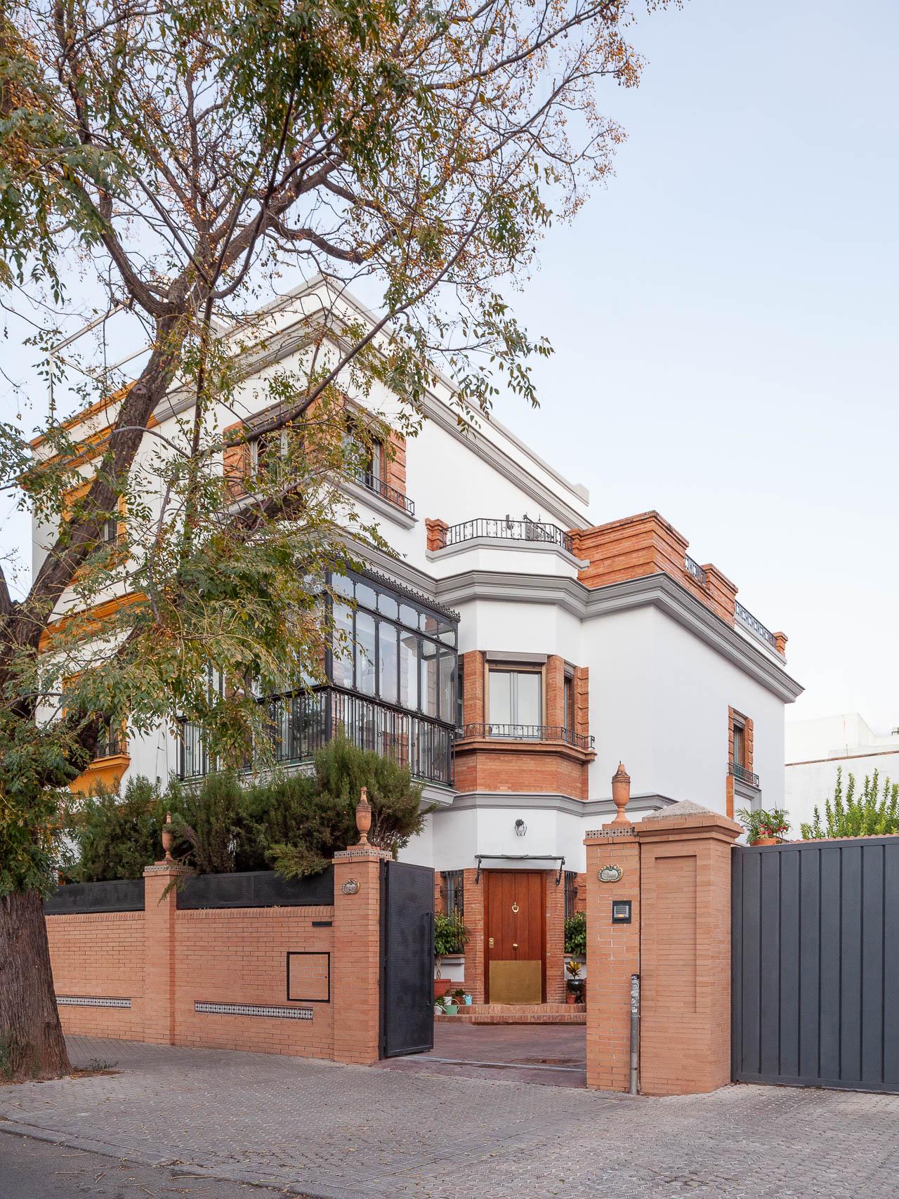 Reforma integral de vivienda unifamiliar en Nervión - Manuel Pinilla Manolo Espaliú - Fotografía de Arquitectura