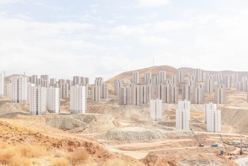 Maskan-e Mehr Pardis, Iran - Welcome to the Paradise - Manolo Espaliú - Fotografía de Arquitectura