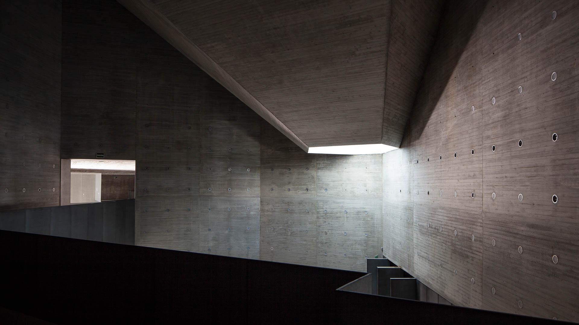 C3A - Córdoba - Nieto Sobejano - Manolo Espaliú Fotografía de Arquitectura