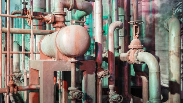 Fotografía Industrial y de infraestructuras. Desarrollos urbanísticos