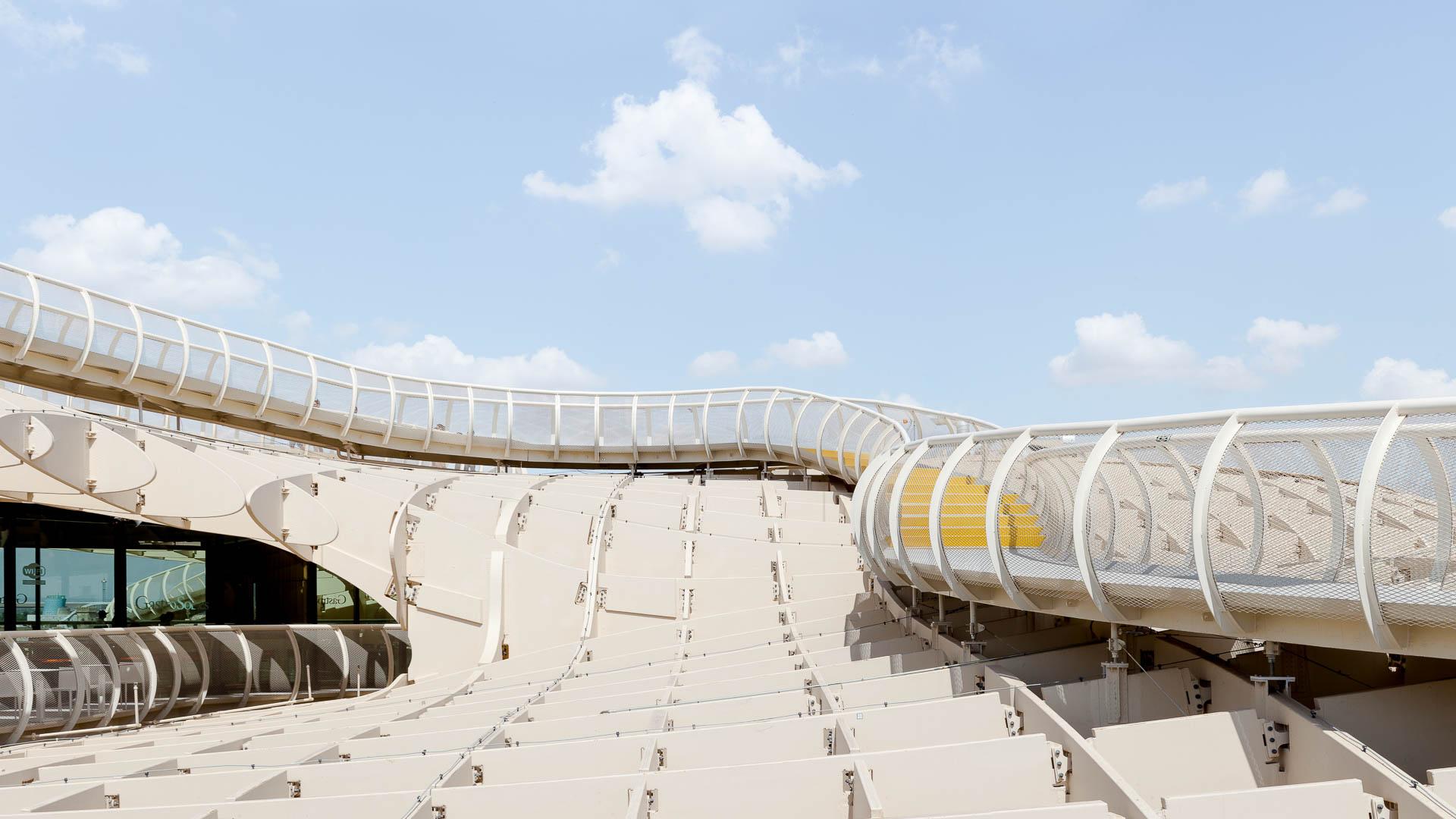 Metropol Parasol - Sevilla - Jürgen Mayer - Manolo Espaliú Fotografía de Arquitectura