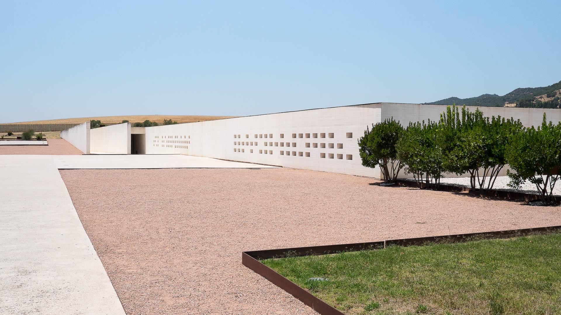 Museo Madinat al Zahra - Córdoba - Nieto Sobejano - Manolo Espaliú Fotografía de Arquitectura