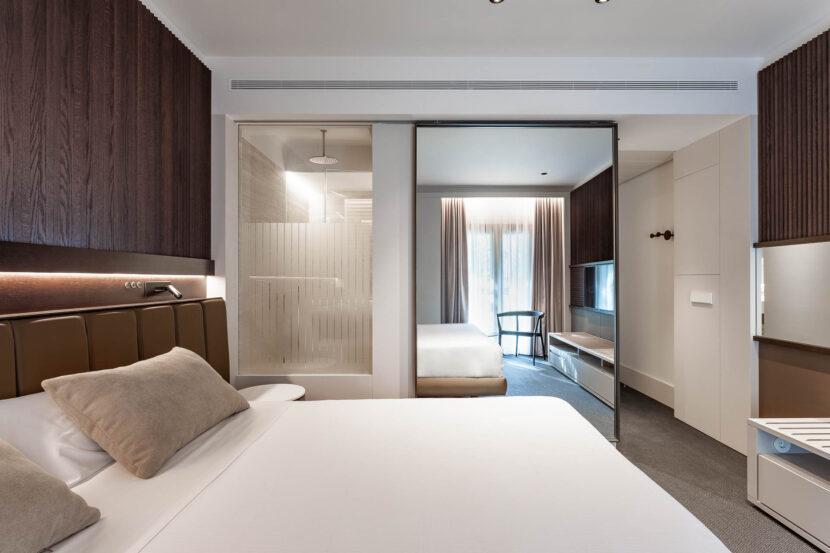 Hotel Becquer - Giordano Baly Arquitecto  |  Manolo Espaliú - Fotografía de Arquitectura